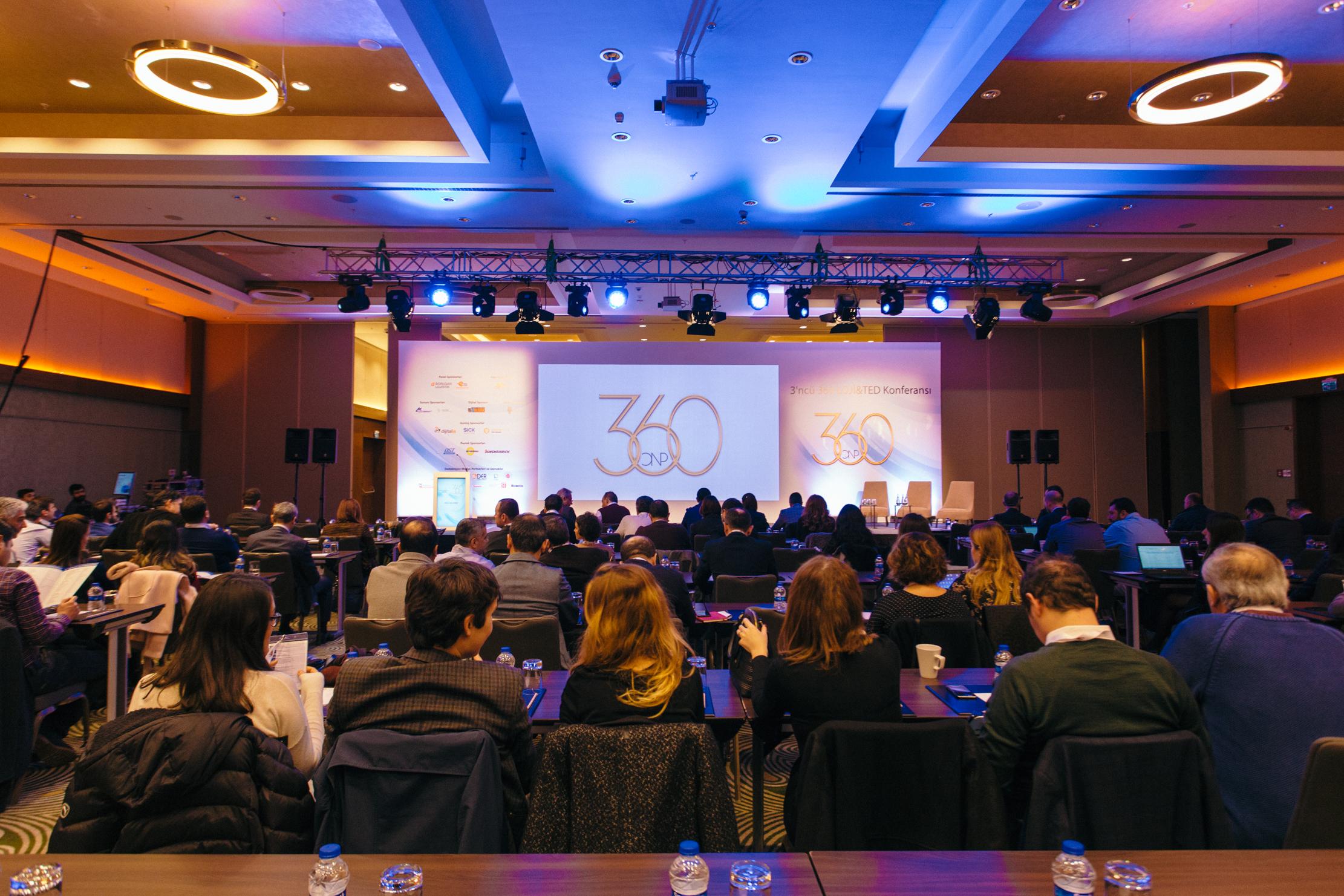 4. Uluslararası 360 LOJİ&TED'' Konferansına GERİ SAYIM BAŞLADI!