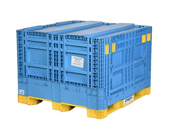 CHEP, lityum iyon bataryaların taşınmasını güvenli hale getiriyor
